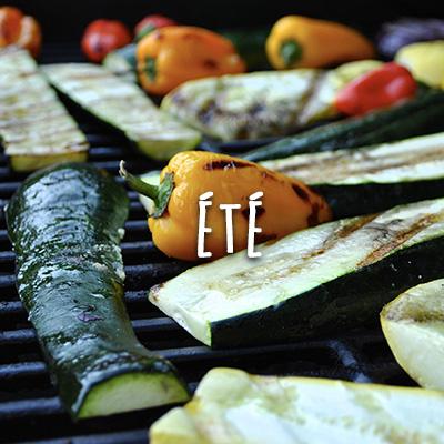 recettes d ete avec les fruits et legumes du domaine