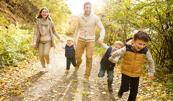 venez visiter le domaine d ecoline en famille avec vos enfants